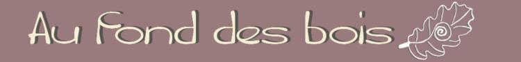 Au fond des bois Logo