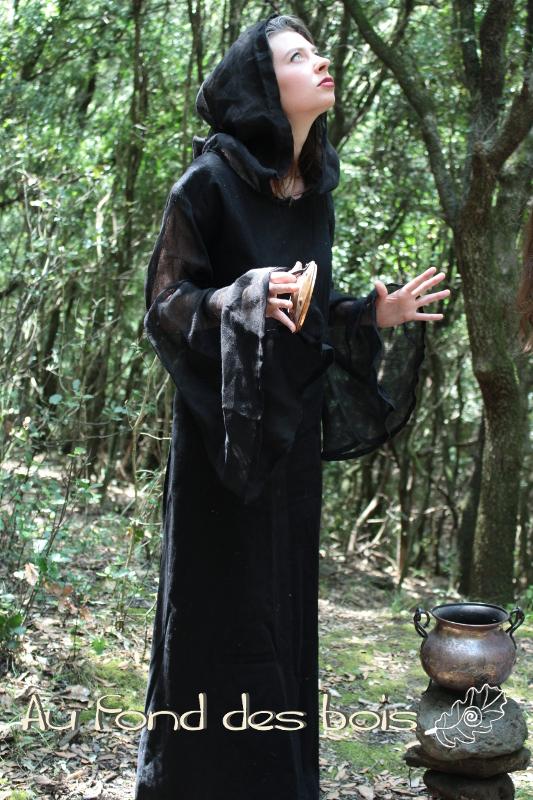 robe bois sacre